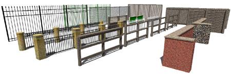 ADT - Fences - INSTRUCTIONS
