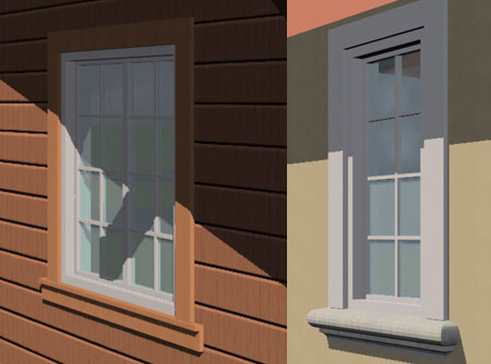 DIY House Addition: How To Properly Flash & Trim Windows - DIYdiva on white vinyl window trim, pvc window trim, interior window trim, vinyl molding trim, anderson window trim, replacing outside window trim,