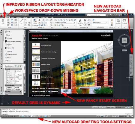 Buy AutoCAD Architecture 2011 Cheap
