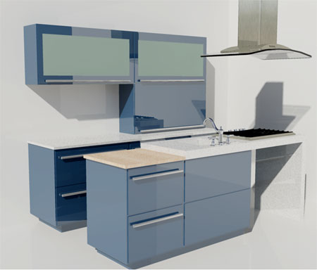 Revit Kitchen Cabinet Components Kitchen